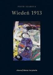 Okładka książki Wiedeń 1913 Piotr Szarota