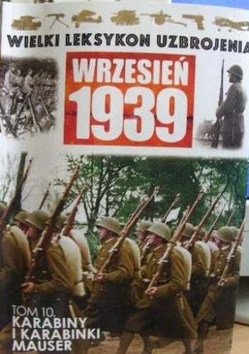 Okładka książki Karabiny i karabinki MAUSER 98 Krzysztof Haładaj