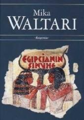 Okładka książki Egipcjanin Sinuhe Mika Waltari