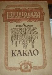 Okładka książki Kakao Jorge Amado