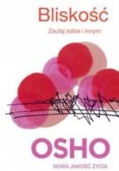 Okładka książki Bliskość Osho