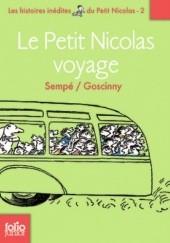 Okładka książki Le Petit Nicolas voyage Jean-Jacques Sempé,René Goscinny