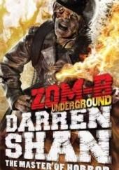 Okładka książki Zom-B Underground Darren Shan