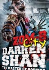 Okładka książki Zom-B City Darren Shan