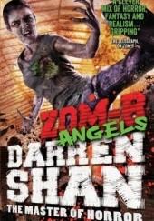 Okładka książki Zom-B Angels Darren Shan