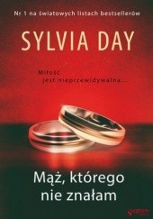 Okładka książki Mąż, którego nie znałam Sylvia June Day