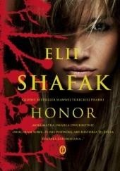 Okładka książki Honor Elif Şafak