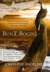 Okładka książki Bunt bogini Josephine Angelini
