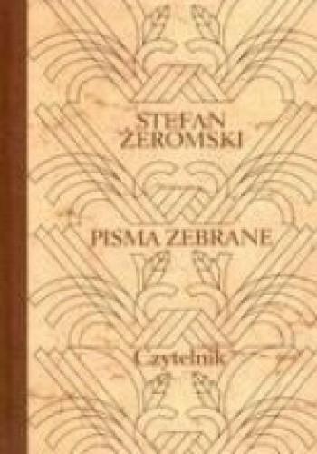 Okładka książki Listy (1897-1904) Stefan Żeromski