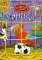 Okładka książki Papuga