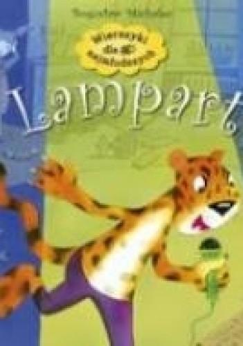 Okładka książki Lampart Bogusław Michalec