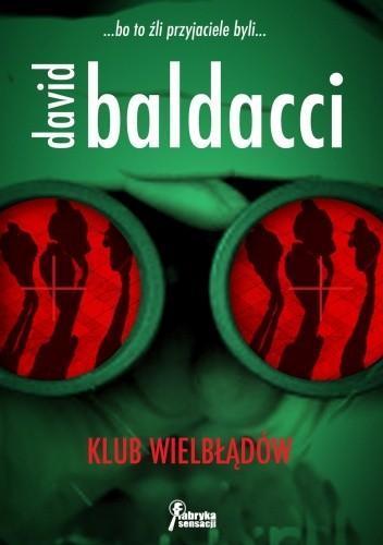 Okładka książki Klub wielbłądów David Baldacci