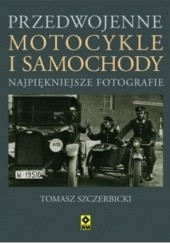 Okładka książki Przedwojenne samochody i motocykle