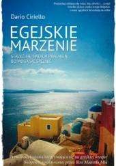 Okładka książki Egejskie marzenie