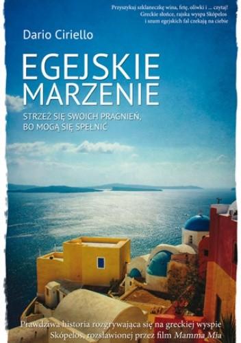 Okładka książki Egejskie marzenie Dario Ciriello