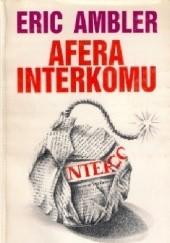 Okładka książki Afera Interkomu Eric Ambler