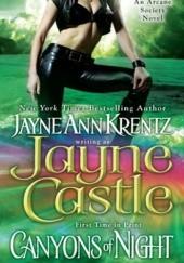 Okładka książki Canyons of Night Jayne Castle
