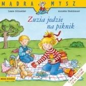 Okładka książki Zuzia jedzie na piknik