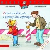 Okładka książki Zuzia nie korzysta z pomocy nieznajomego