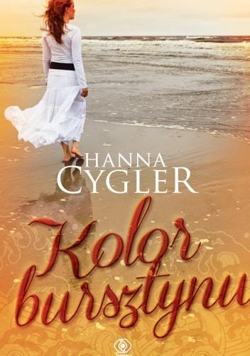 Okładka książki Kolor bursztynu Hanna Cygler