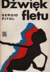 Okładka książki Dźwięk fletu Sergio Pitol