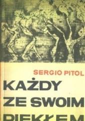 Okładka książki Każdy ze swoim piekłem Sergio Pitol