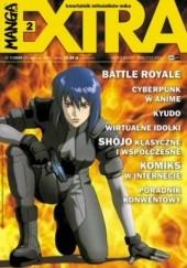 Okładka książki Mangazyn Extra nr 02 Redakcja magazynu Mangazyn