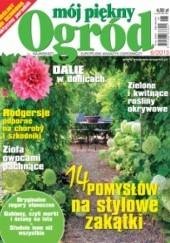 Okładka książki Mój piękny ogród 6/2013 praca zbiorowa