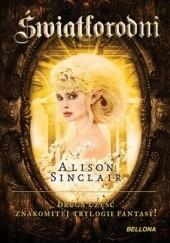 Okładka książki Światłorodni Alison Sinclair
