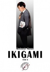 Okładka książki Ikigami #9 Motorō Mase