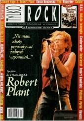 Okładka książki Tylko Rock, nr 4 (80) / 1998 Redakcja magazynu Teraz Rock