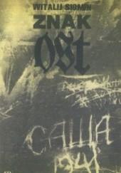 Okładka książki Znak Ost Witalij Siomin