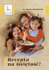 Okładka książki Recepta na świętość?