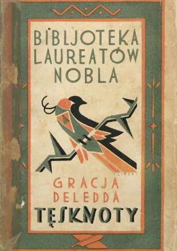 Okładka książki Tęsknoty Grazia Deledda