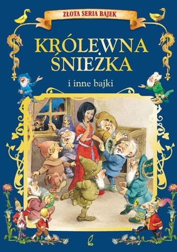 Okładka książki Królewna Śnieżka i inne bajki Peter Holeinone