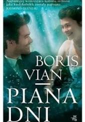 Okładka książki Piana dni Boris Vian