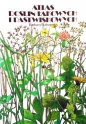 Okładka książki Atlas roślin łąkowych i pastwiskowych Barbara Rutkowska