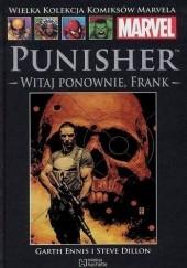Okładka książki Punisher: Witaj ponownie, Frank część 1 Garth Ennis,Steve Dillon