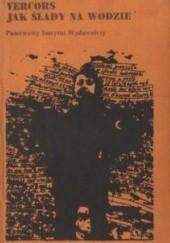 Okładka książki Jak ślady na wodzie