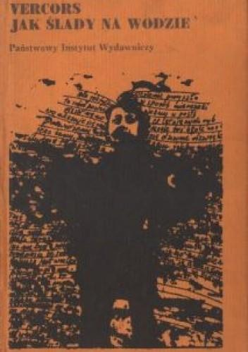 Okładka książki Jak ślady na wodzie Vercors
