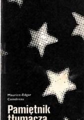 Okładka książki Pamiętnik tłumacza Maurice-Edgar Coindreau