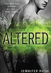 Okładka książki Altered Jennifer Rush