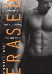 Okładka książki Erased Jennifer Rush