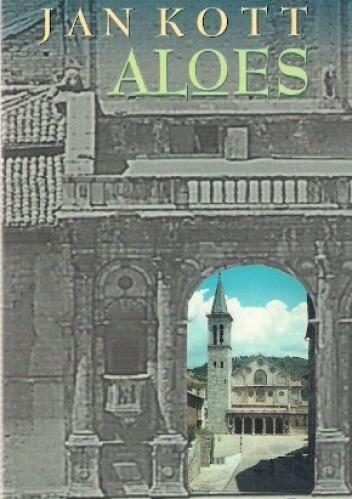 Okładka książki Aloes: dzienniki i małe szkice