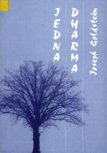 Okładka książki Jedna Dharma Joseph Goldstein