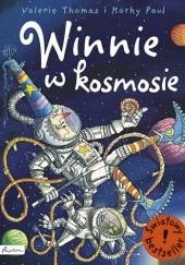 Okładka książki Winnie w kosmosie