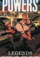 Okładka książki Powers vol 8 - Legends Brian Michael Bendis,Michael Avon Oeming