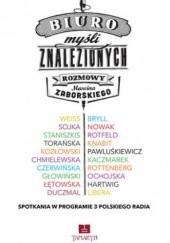Okładka książki Biuro myśli znalezionych Marcin Zaborski