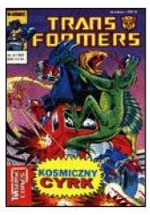 Okładka książki Transformers 6/1992 Bob Budiansky,Frank Springer,José Delbo