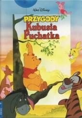 Okładka książki Przygody Kubusia Puchatka Walt Disney